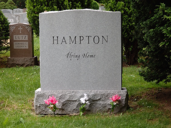 Lionel Hampton Woodlawn Cemetery